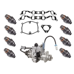 1994-2002-chevygmc-65l-fuel-injectors-gaskets-and-pump-set